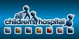 All Children's Hospital Button