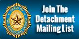 Detachment mailing List