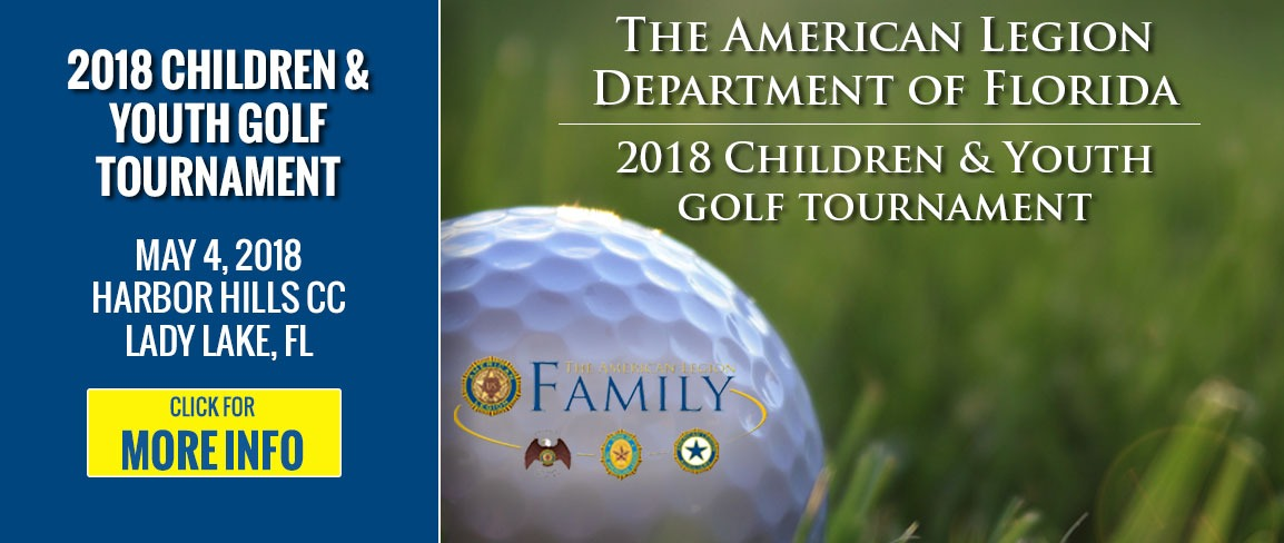 Annual Children & Youth Golf Tournament