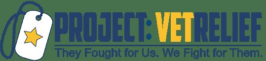 Project Vet Relief Logo
